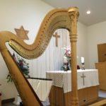 Funeral Harpist - Barbara Lepke-Sims